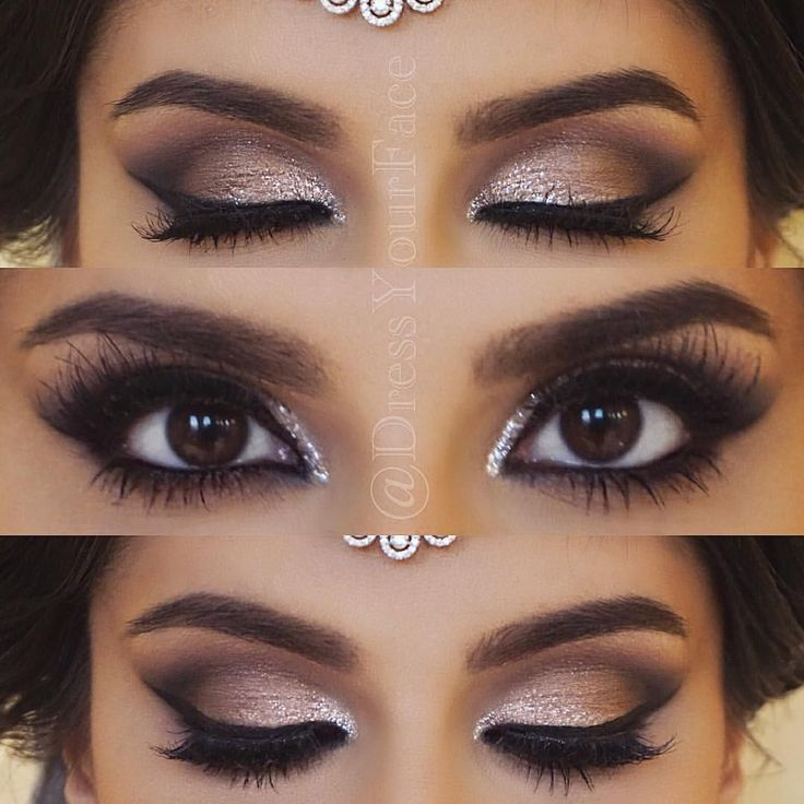 bridal makeup ideas for brown eyes