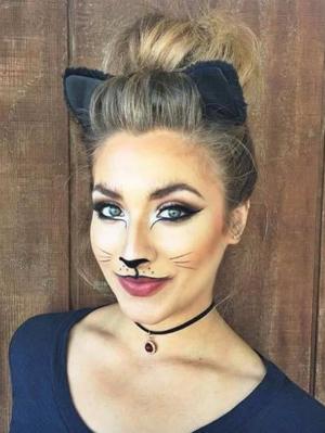 Makeup inspiration : Top cat halloween costume makeup ideas