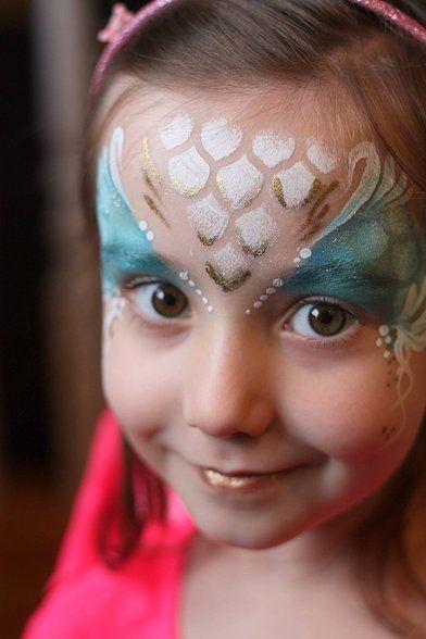 Trends : Best mermaid makeup ideas for little girl