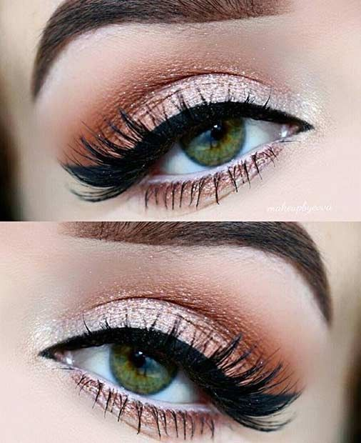 simple makeup ideas for graduation