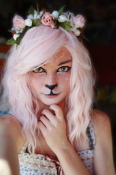 Trends : Best sheep makeup ideas