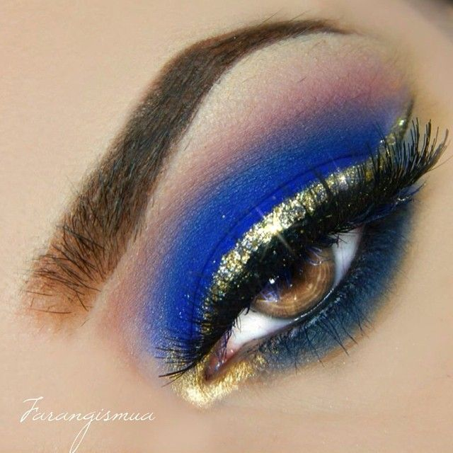 Collection : Best prom makeup ideas for royal blue dress