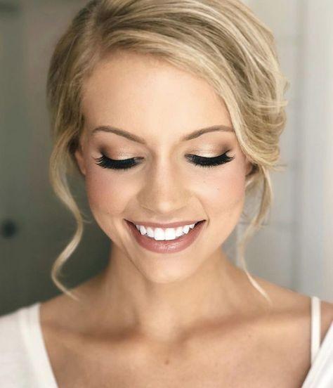 Makeup trends : Best bridal makeup ideas for blue eyes