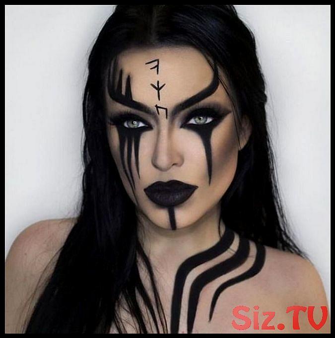 makeup ideas for halloween 2021