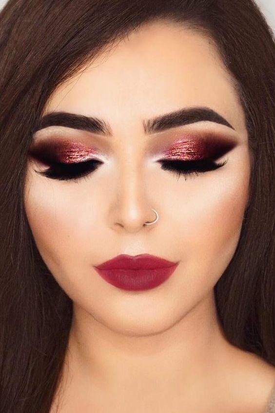simple fall makeup ideas