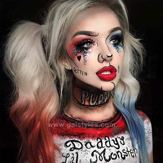halloween makeup ideas 2019 scary