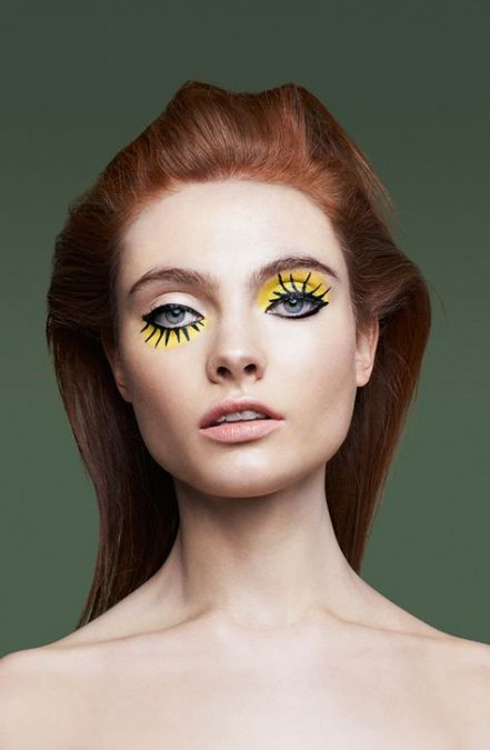 cool makeup ideas for photo shoots