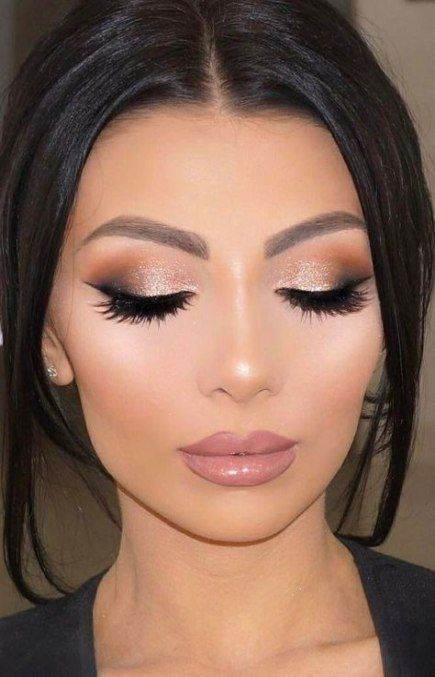 full face makeup ideas for prom