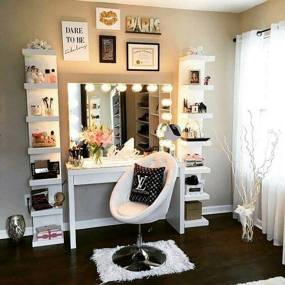 Trends : 22 Best makeup storage for small bedroom
