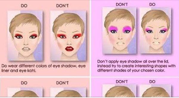 Trends : 23 Best makeup tips for beginners
