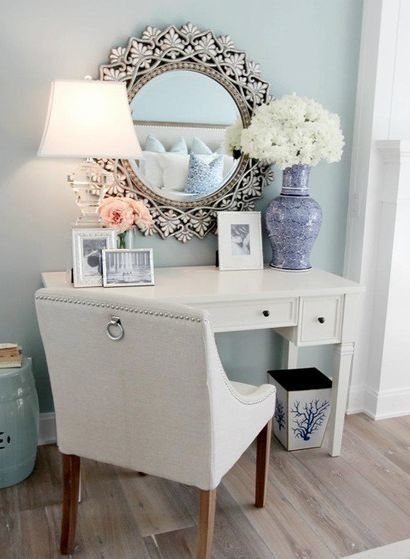 makeup desk decor ideas