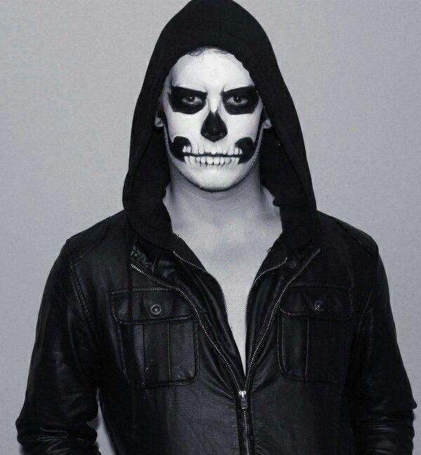 Makeup trends : 23 Best easy halloween makeup ideas for guys