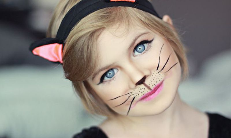 Collection : 23 Best ideas for cat makeup