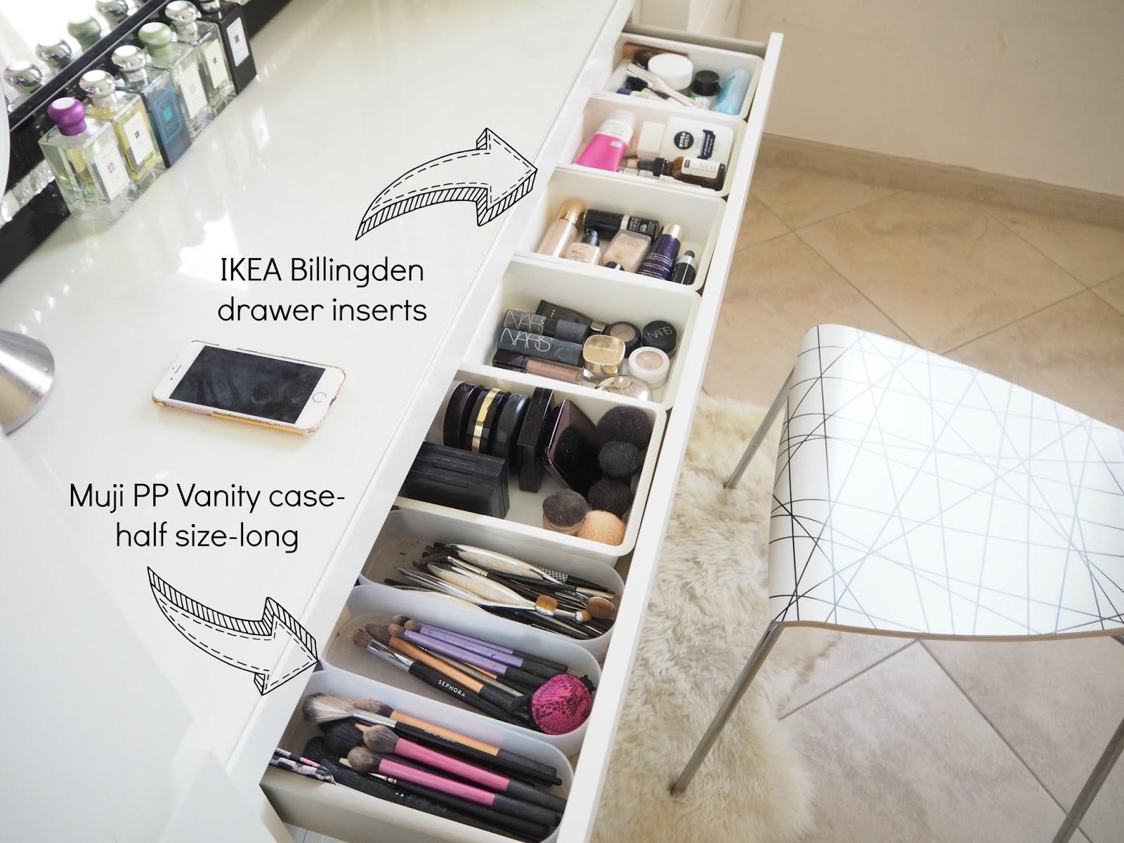 makeup storage ideas pinterest