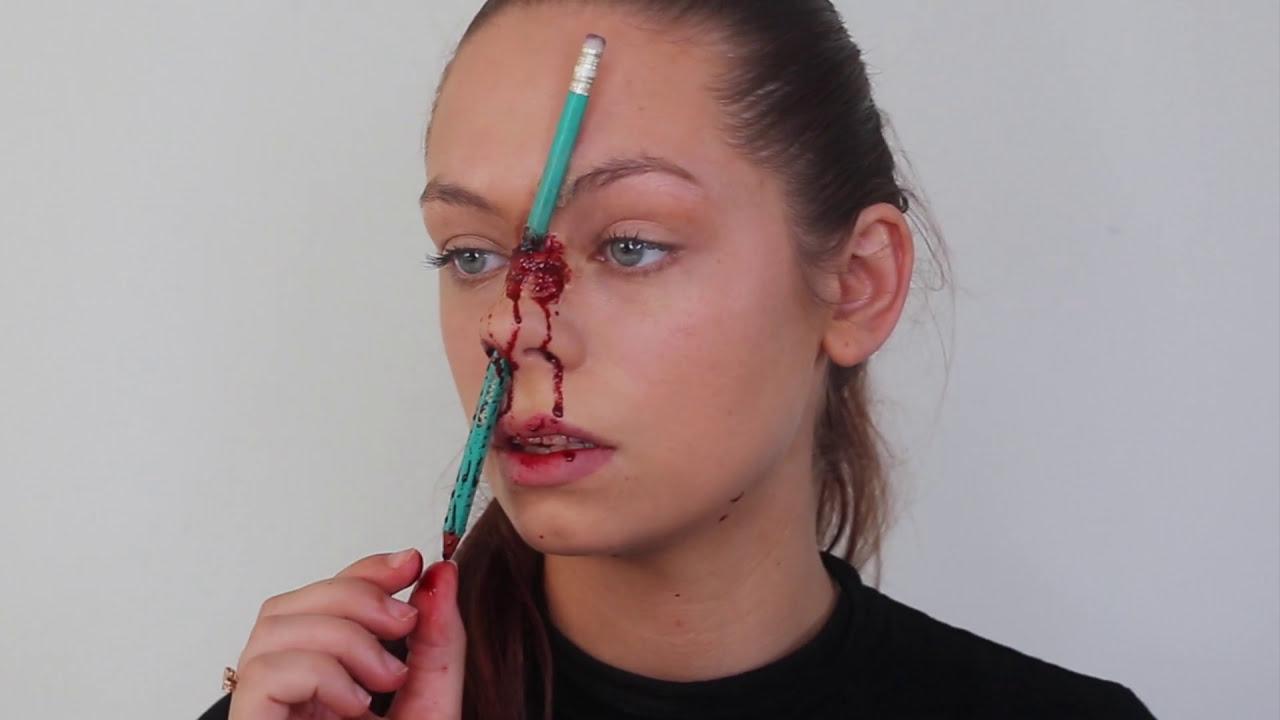 sfx makeup ideas hand