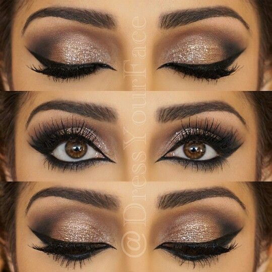 Trends : Best simple makeup ideas for night out