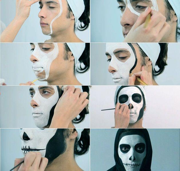 Makeup trends : Best scary makeup ideas tutorials