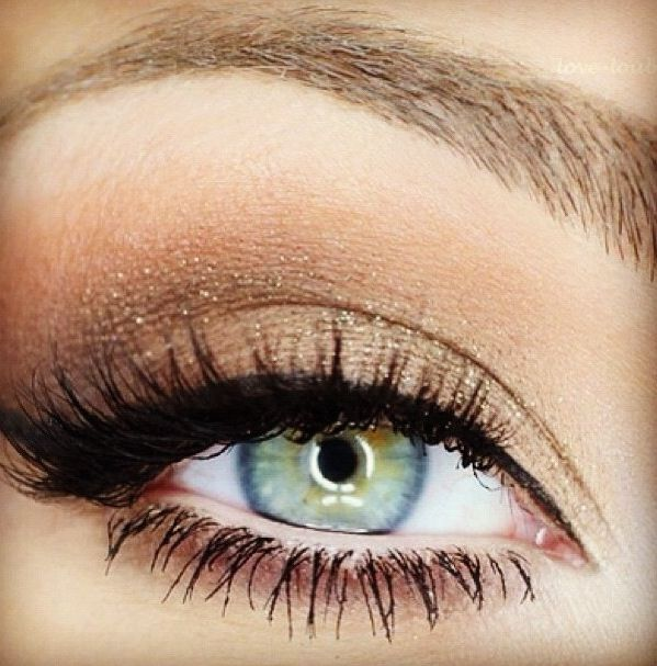 Makeup trends : Best senior picture makeup ideas for brown eyes