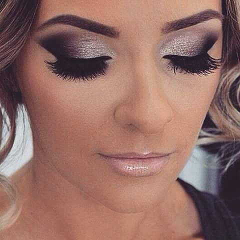 Ideas : 25 Best makeup ideas for red and black dress