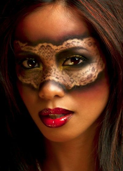 halloween makeup ideas for dark skin
