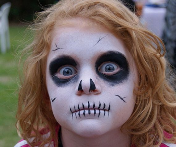 Ideas : Best halloween makeup ideas for toddlers