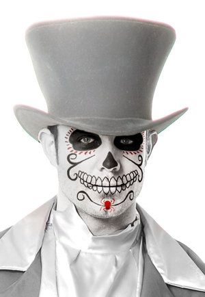 Ideas : Best day of the dead mens makeup ideas