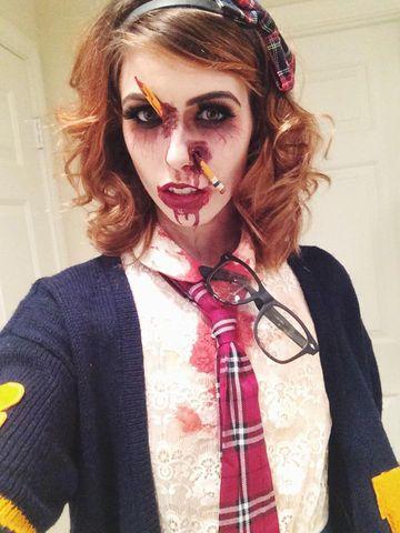 Trends : Best school girl makeup ideas halloween