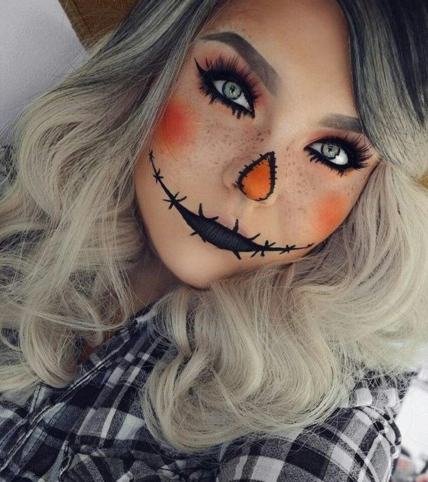 Makeup trends : Best easy face makeup ideas for halloween