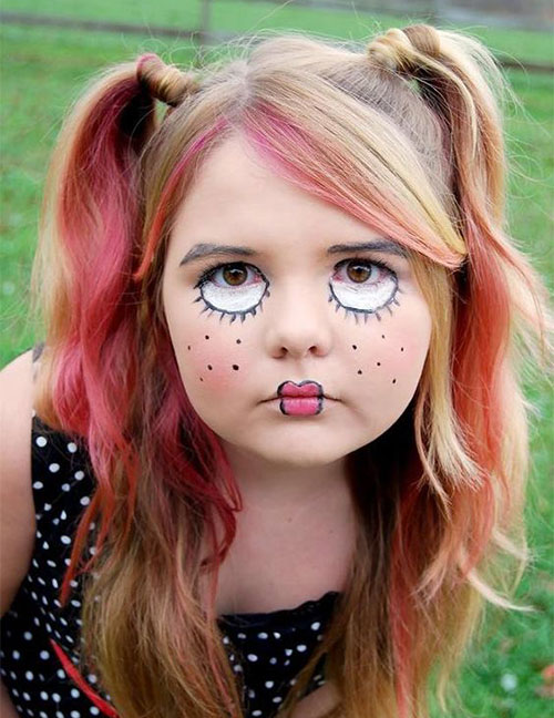 Collection : Best makeup ideas halloween funny
