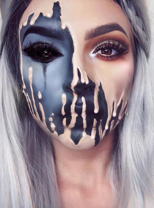 Trends : 17+ Best makeup ideas for halloween 2020