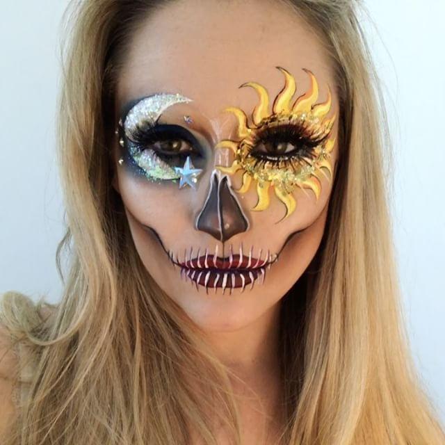 fun makeup ideas for halloween