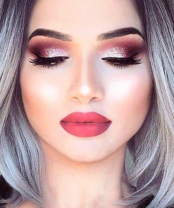 Trends : Best sexiest makeup ideas