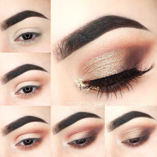 Collection : Best simple makeup ideas for hooded eyes