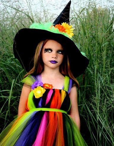 Trends : 23 Best witch makeup ideas kids