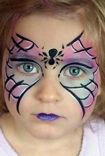 Collection : Best halloween makeup ideas for child