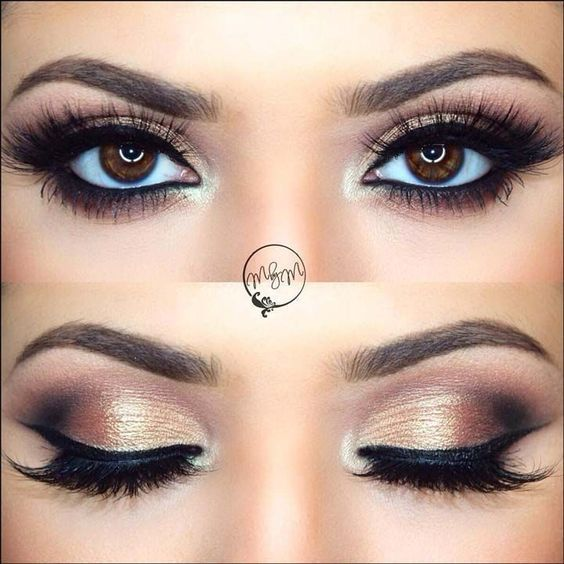 makeup ideas for wedding party