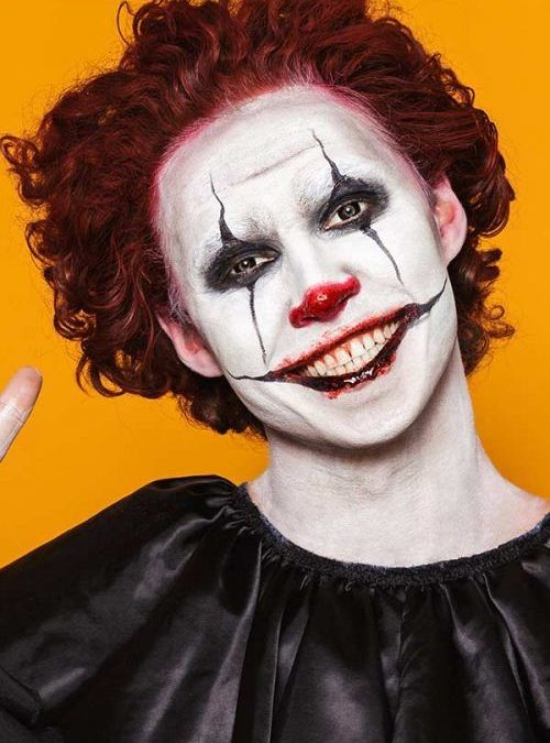 Makeup trends : 25 Best clown makeup ideas male