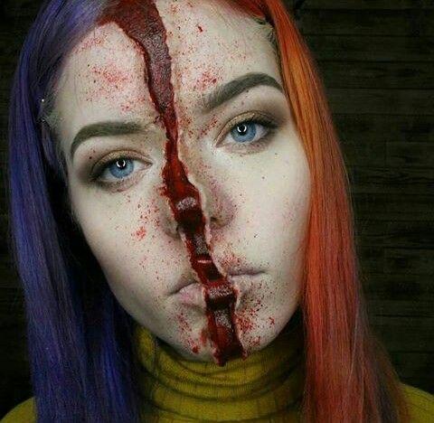 Makeup trends : Best sfx body makeup ideas