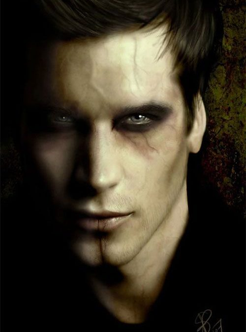 Collection : Best male vampire makeup ideas for halloween