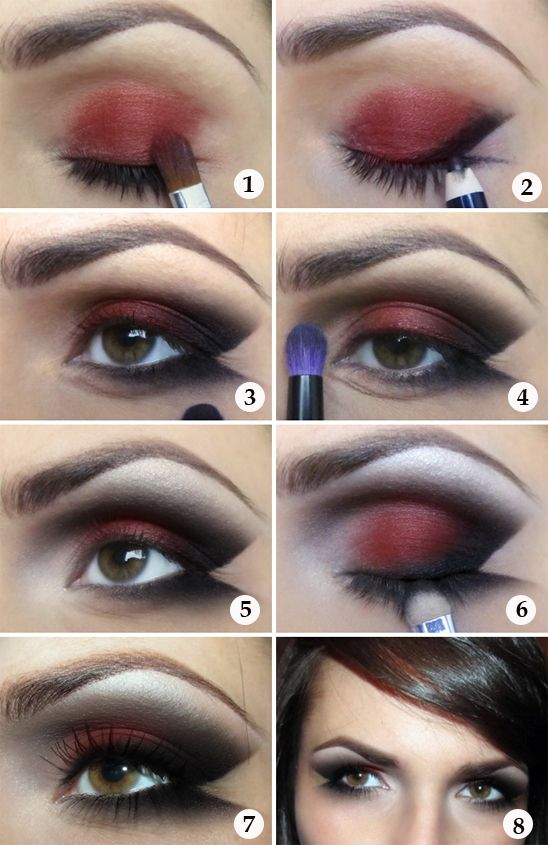 ideas for vampire makeup