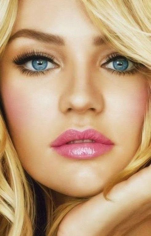 eye makeup tips for blue eyes and blonde hair