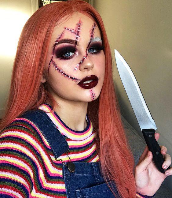 halloween makeup ideas 2020 easy
