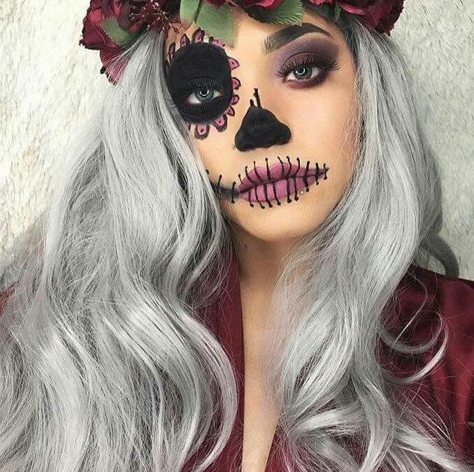 Collection : 17+ Best easy halloween makeup ideas pinterest