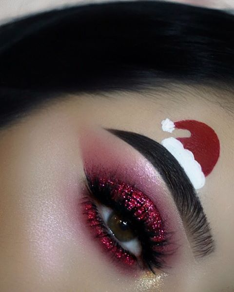 Makeup trends : Best makeup ideas for christmas