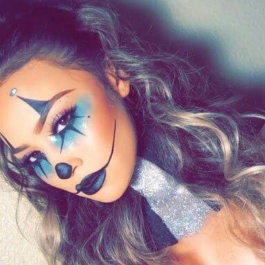 clown makeup easy tiktok