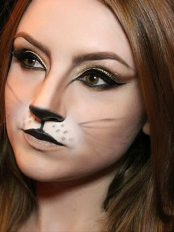 Ideas : 19 Best ideas for cat face makeup