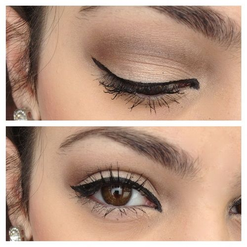 Collection : Best easy natural makeup for brown eyes