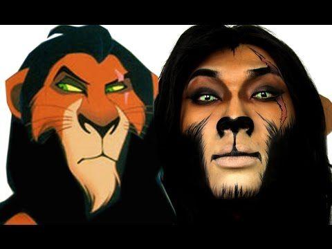 Ideas : Best simba makeup ideas