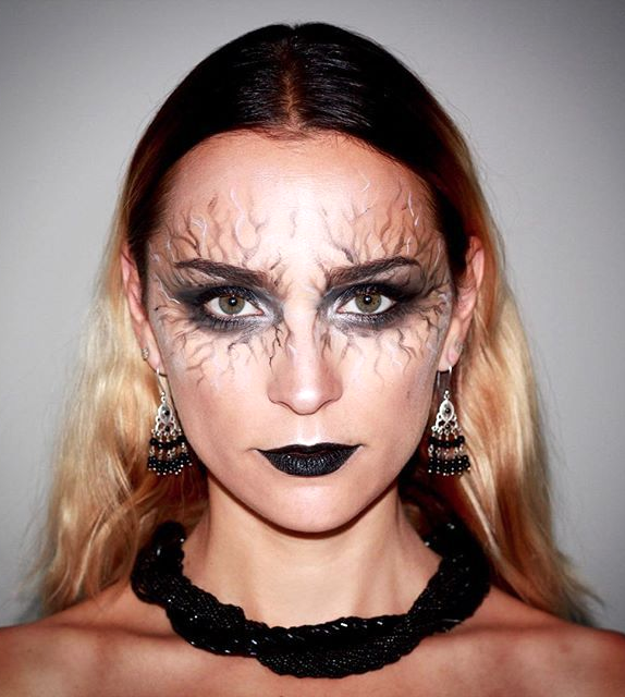 makeup ideas for halloween witch