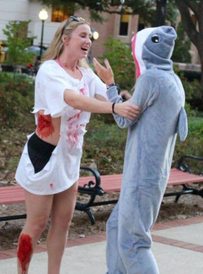Collection : Best shark halloween makeup ideas